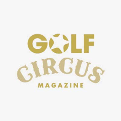 Golf circus magazine logo